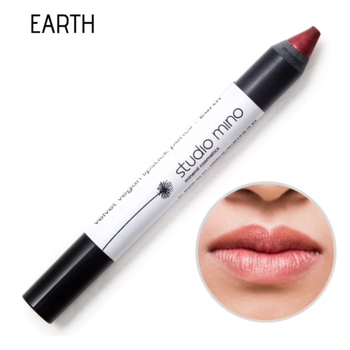 VELVET VEGAN LIPSTICK PENCIL SPRING EARTH
