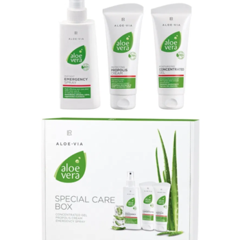 LR ALOE VIA Special Care Box